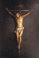 Cristo de la Buena Muerte de Armando Pareja Tello