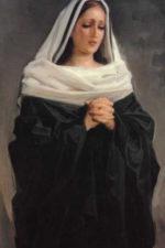 Lienzo Virgen de Félix Revello (60 €)