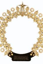 Halo de Coronación Canónica de la Virgen de la Soledad
