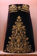 Saya de Nuestra Señora de la Soledad