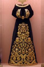 Saya de la Virgen de la Soledad